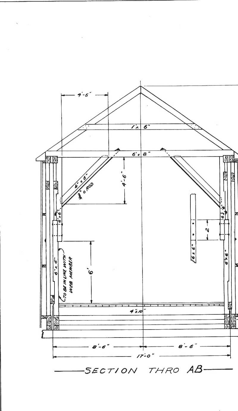 printable covered bridge plans